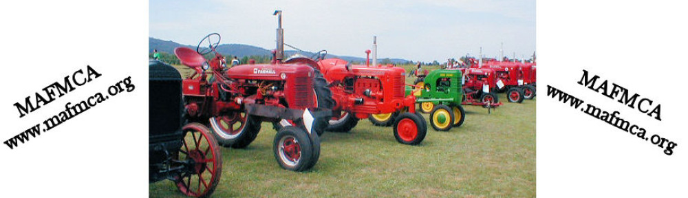 Montour Antique Farm Machinery Collectors Association